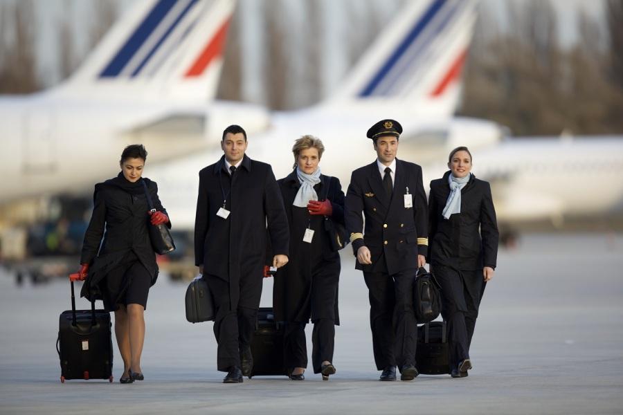 hôtesse Air France